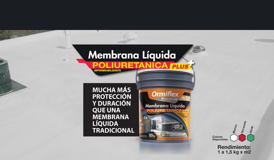 Membrana Liquida Poliuretanica
