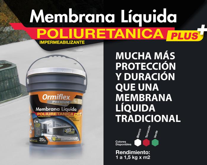 membrana liquida poliuretanica para todo tipo de techos