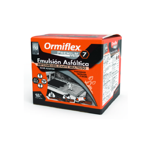 emulsion asfaltica ormiflex 7