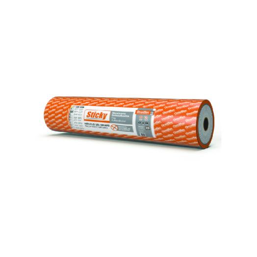 membrana asfaltica autoadhesiva sticky de ormiflex en rollo de 1x5m